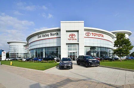 Book an Appointment at Don Valley North Toyota