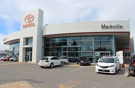 Book an Appointment at Markville Toyota