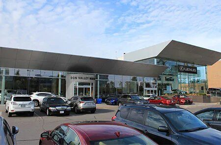 Book an Appointment at Don Valley North Lexus