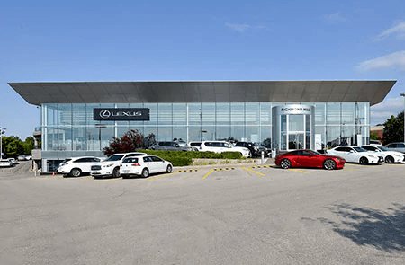 Book an Appointment at Lexus of Richmond Hill