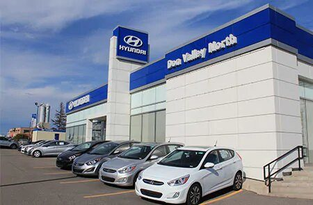 Book an Appointment at Don Valley North Hyundai