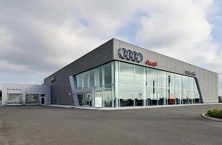 Book an Appointment at Audi Oakville