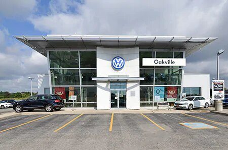 Book an Appointment at Oakville Volkswagen