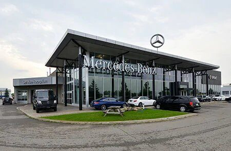 Book an Appointment at Mercedes-Benz Barrie