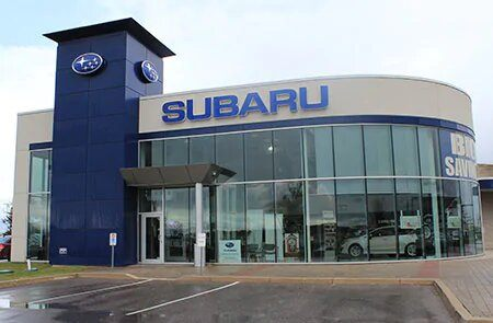 Book an Appointment at Barrie Subaru