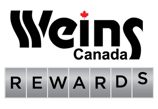 Weins Rewards Program. Earn points and save